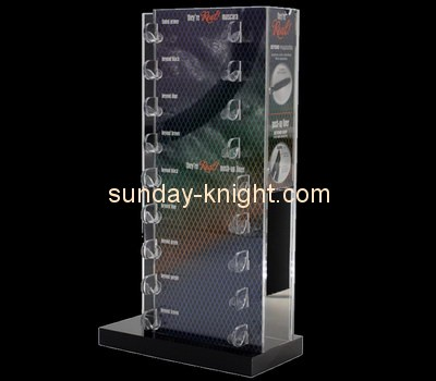 Customize acrylic store shelf display ODK-547