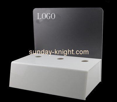 Customize lucite product display stand ODK-566