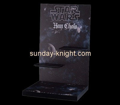 Customize perspex promotional display stand ODK-569