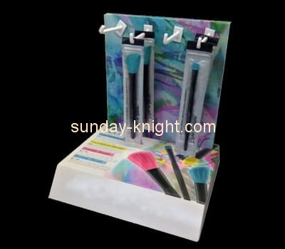 Customize acrylic cosmetic rack display ODK-601