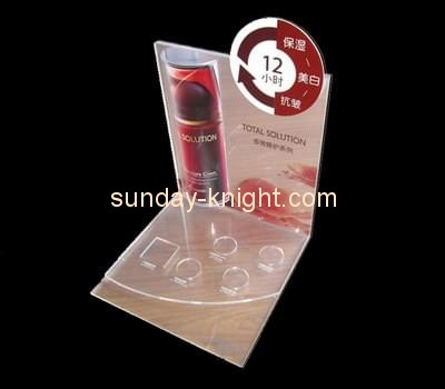 Customize plexiglass cosmetic retail display ODK-605