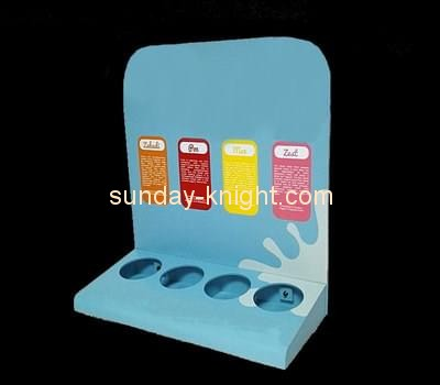 Customize acrylic retail cosmetic display ODK-608