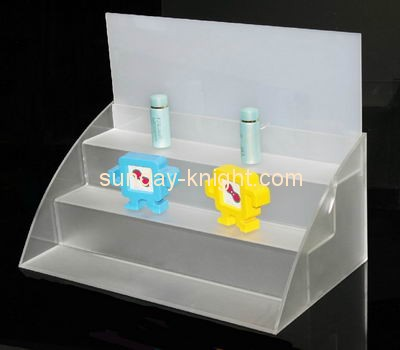 Customize lucite professional makeup display stands ODK-639