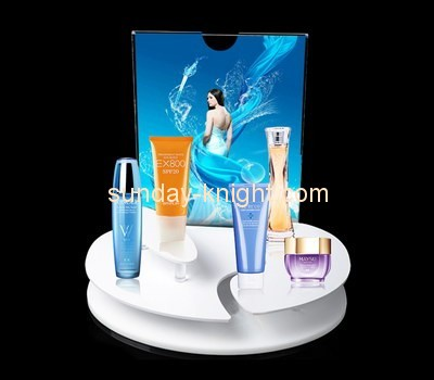 Customize acrylic cosmetic shop display ODK-643