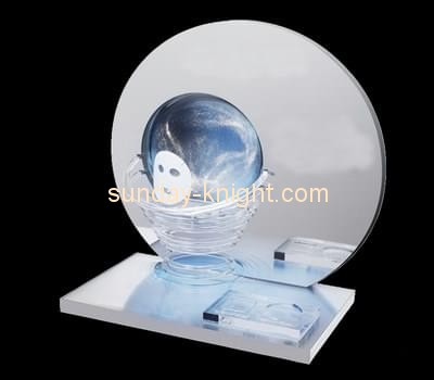 Customize perspex retail cosmetic display ODK-648