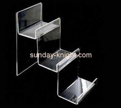 Customize lucite merchandise display rack ODK-701