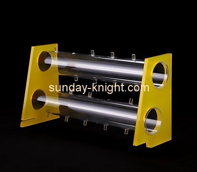 Customize plexiglass product display rack ODK-717