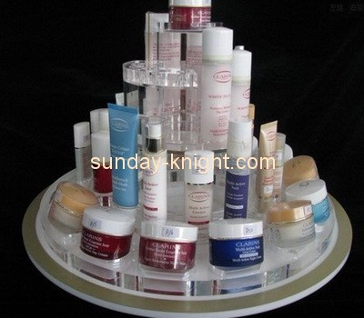 Customize lucite cosmetic store display ODK-768
