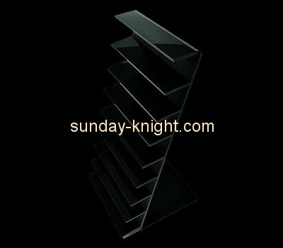 Customize acrylic collectible display shelf ODK-794