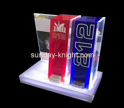 Customize acrylic retail store display items ODK-814