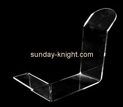 Customize acrylic shoe display stands ODK-817