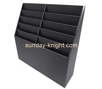 Customize acrylic brochure holder display stand BHK-551