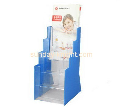 Customize lucite brochure holder BHK-550