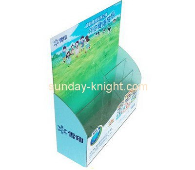 Customize acrylic standing brochure holder BHK-552