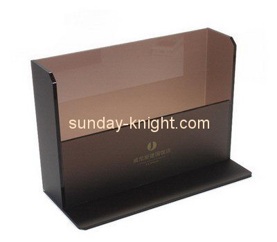 Customize acrylic a3 brochure holder BHK-559