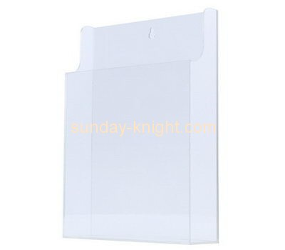 Customize acrylic literature holder for wall BHK-608