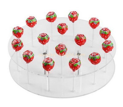 Customize acrylic lollipop display ideas FSK-148