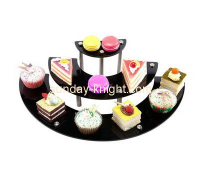 Customize acrylic cupcake display stand FSK-150