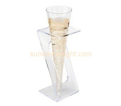 Customize acrylic ice cream cone holder stand FSK-153
