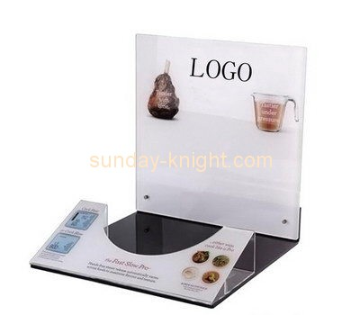 Customize acrylic display stand FSK-161