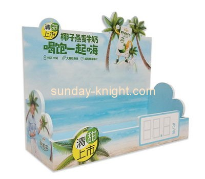 Customize perspex product display stand FSK-167