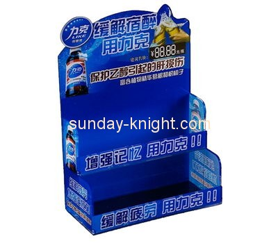 Customize lucite display stand for small items FSK-172