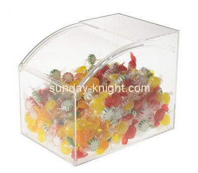 Customize acrylic variety candy box FSK-182