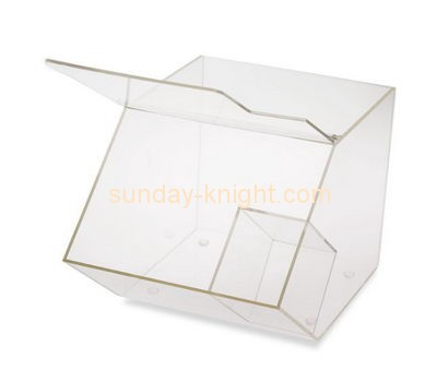 Customize acrylic food display cases FSK-183