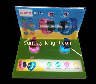 Customize acrylic display for watches JDK-510