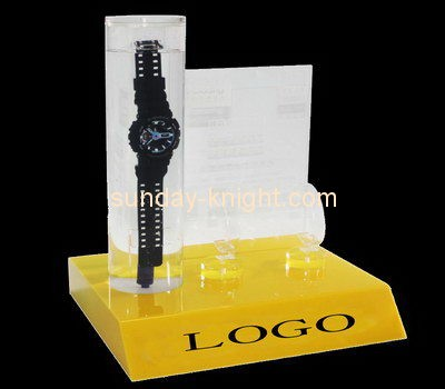 Customize acrylic watch holder display JDK-512