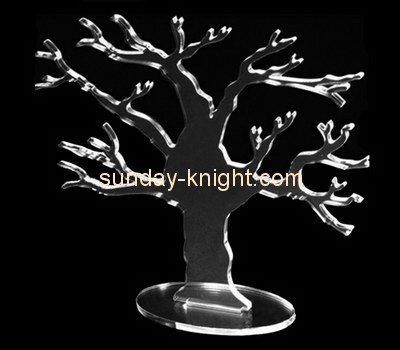 Customize acrylic earring trees organizers JDK-550