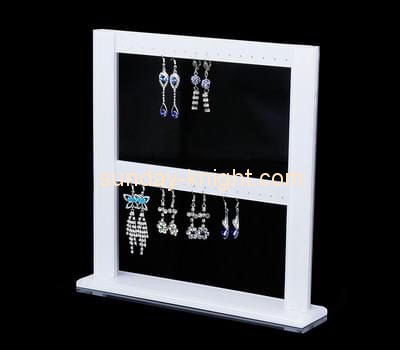 Customize acrylic stand for earrings JDK-617