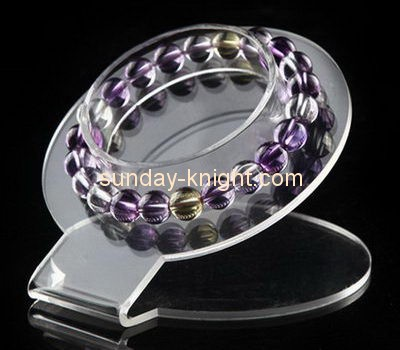 Customize lucite bangle bracelet holder JDK-631
