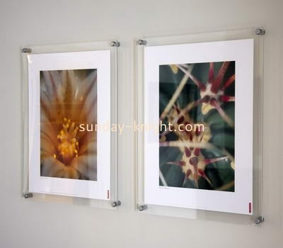 Acrylic custom picture frames for wall mounted APK-005