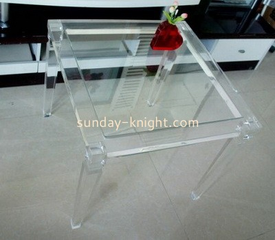 Transparent acrylic meeting table AFK-029