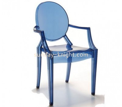 Factory wholesale acrylic chair ghost chair acrylic furniture AFK-049