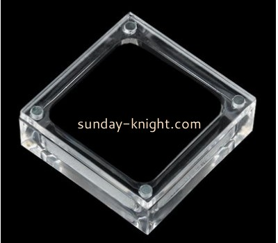 Custom jewelry displays acrylic bracelet display case acrylic boxes for display JDK-177