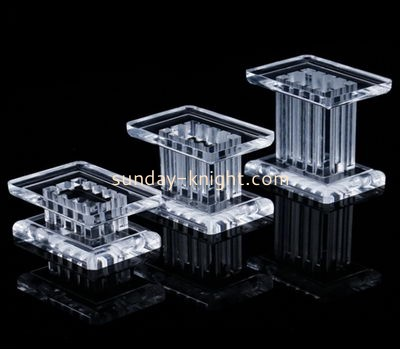 Acrylic jewellery stands wholesale custom acrylic display stands earring displays stands JDK-205