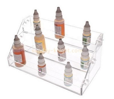 Acrylic display manufacturers customize e cig display stand shelf ODK-051