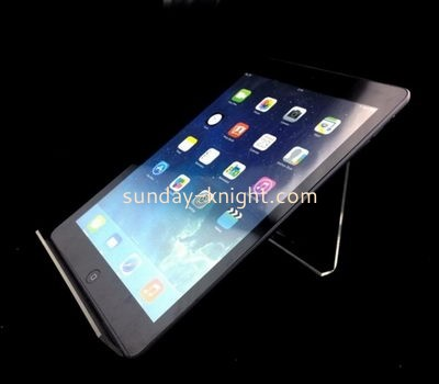 Acrylic display factory customized ipad mini stand holder CPK-115