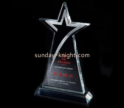 Custom design acrylic plaques and awards ATK-006