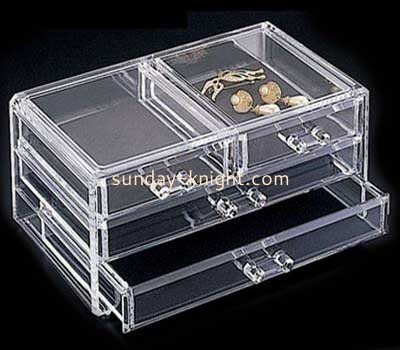 acrylic display box with drawer DBK-006