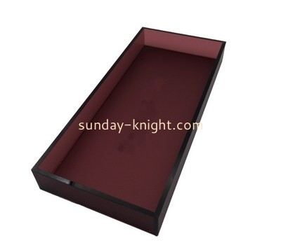 Bespoke large lucite tray STK-109