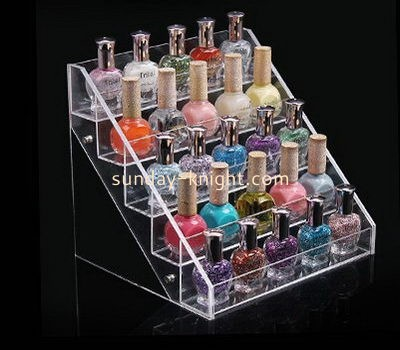Customize lucite cute nail polish holder MDK-397