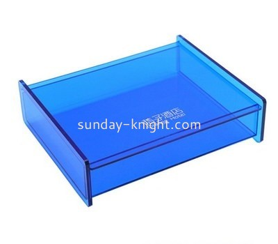 Customize acrylic gift box with lid DBK-678