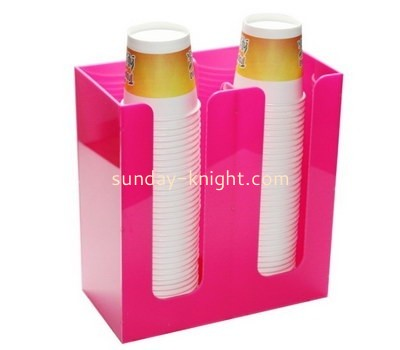 Customize plastic cup holder DBK-709