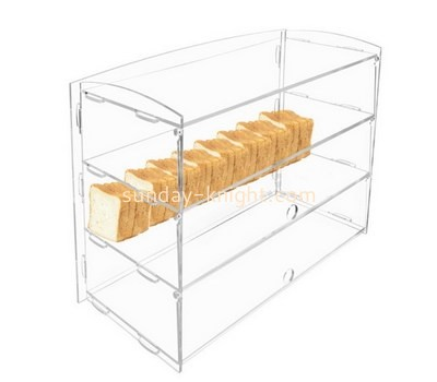 Customize acrylic bread cabinet DBK-827
