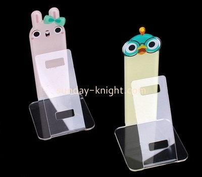 Customize acrylic phone display stand ODK-485