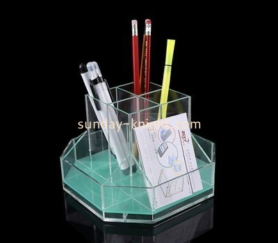 Customize acrylic pen display stand ODK-517