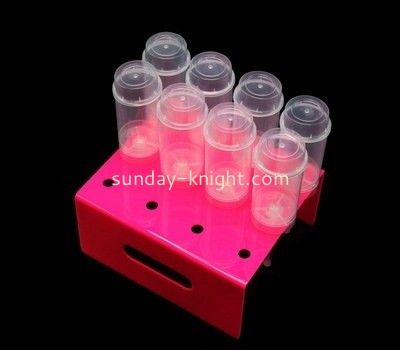 Customize acrylic cup holder stand ODK-524